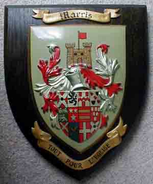Marris Coat of Arms